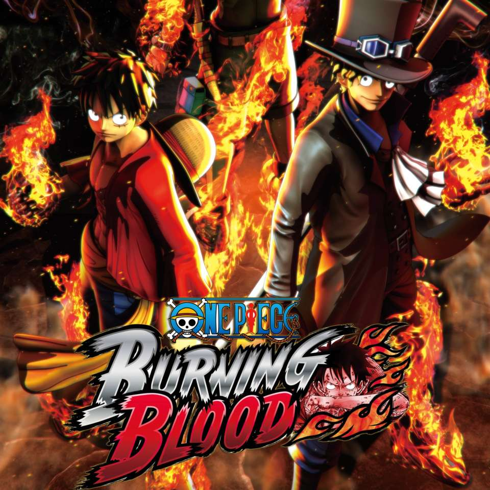 One Piece: Burning Blood Gold Edition Repack PC Game Free Download