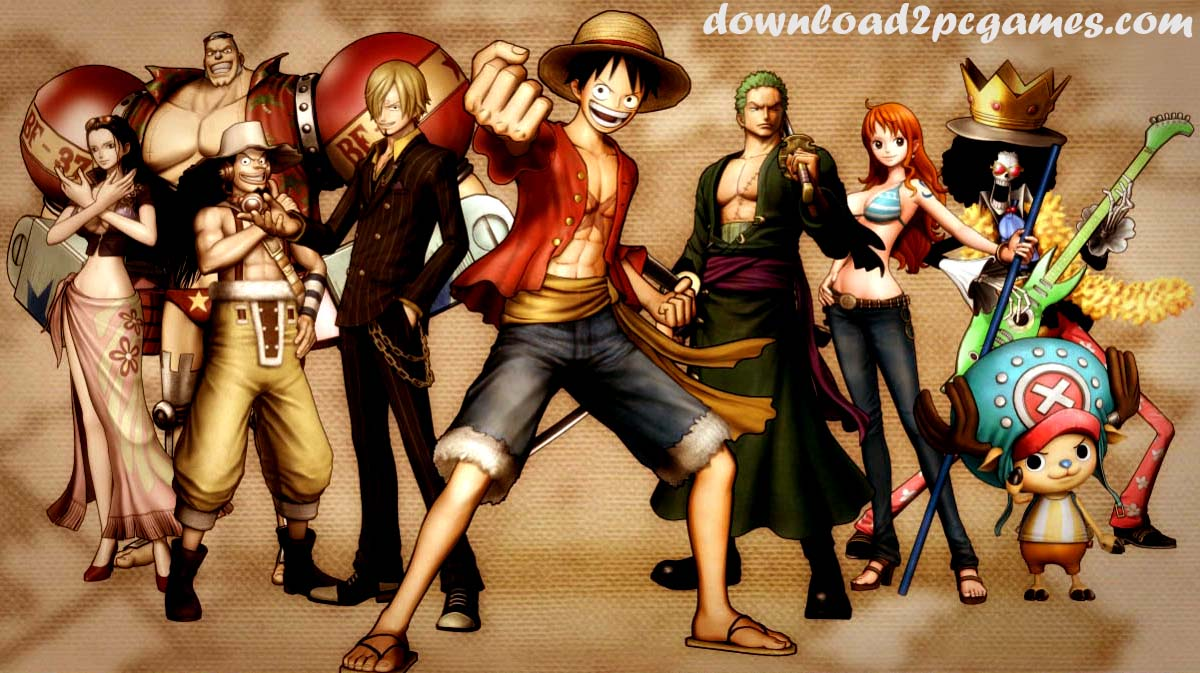One Piece Pirate Warriors 3 PC Game Free Download - Proper Codex