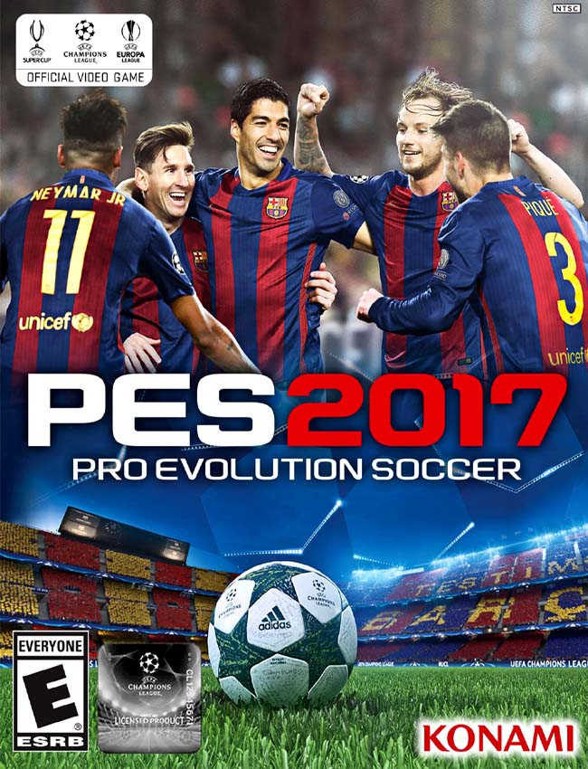Pro Evolution Soccer 2017 Free Download PC Game Direct Online