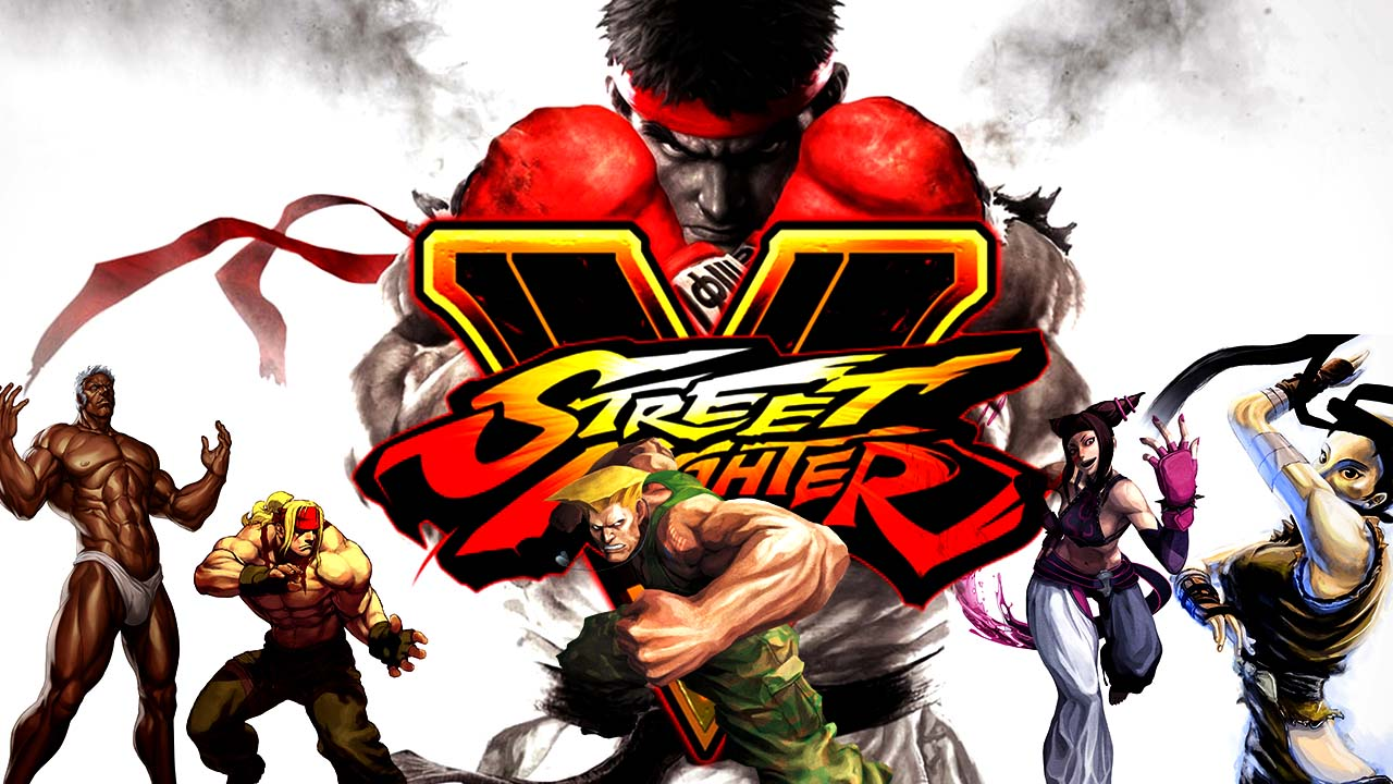 Street Fighter V PC Game Free Download - Reloaded