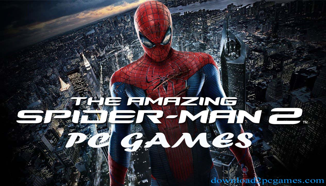 The Amazing Spider Man 2 PC Game Free Download Full Version
