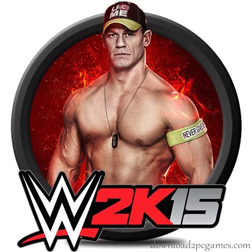 WWE 2K15 PC Games Free Download
