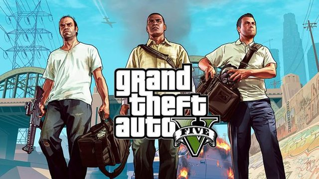 GTA V Update v1.36 Incl Money Trainer PC Game Free Download - Reloaded