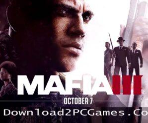 Mafia III PC Game Free Download Full Codex