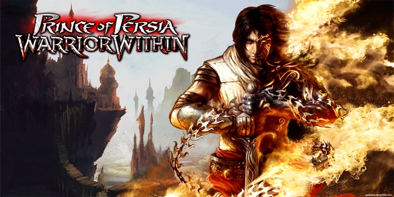 Prince of Persia Warrior Within PC Game Free Download - Repack