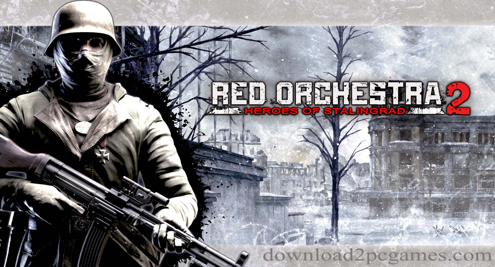 Red Orchestra 2: Heroes of Stalingrad PC Game Free Download Full - Repack