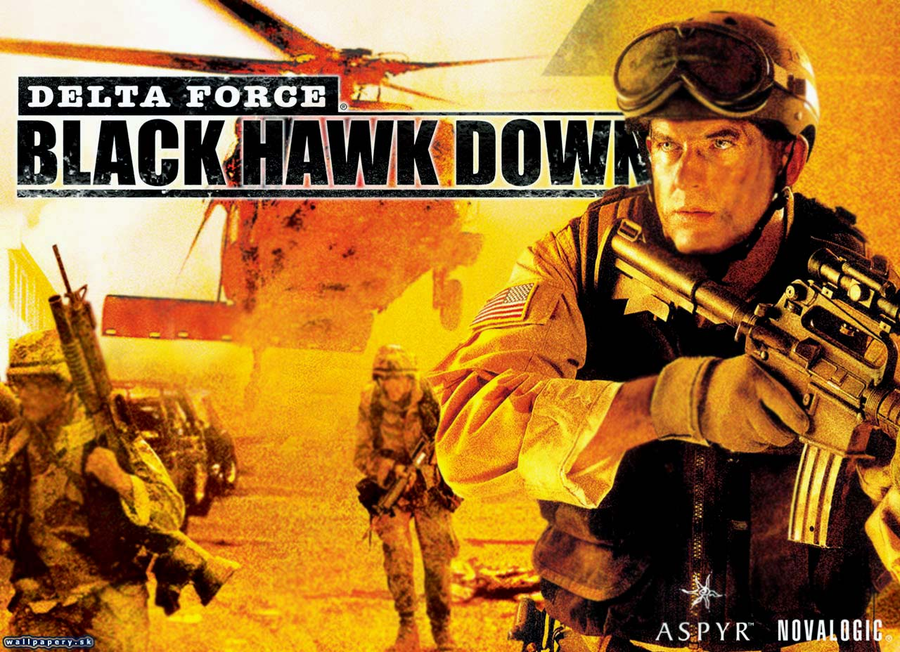 Delta Force: Black Hawk Down PC Game Free Download