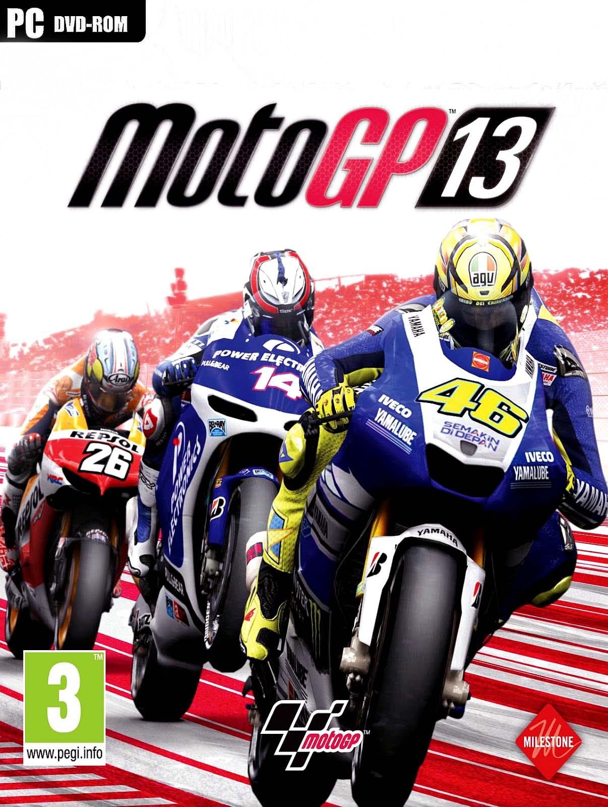 MotoGP 13 PC Game Free Download