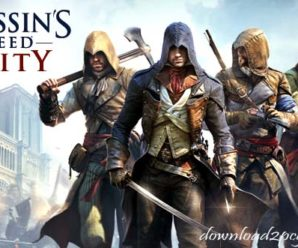 Assassin's Creed Unity PC Game Free Download