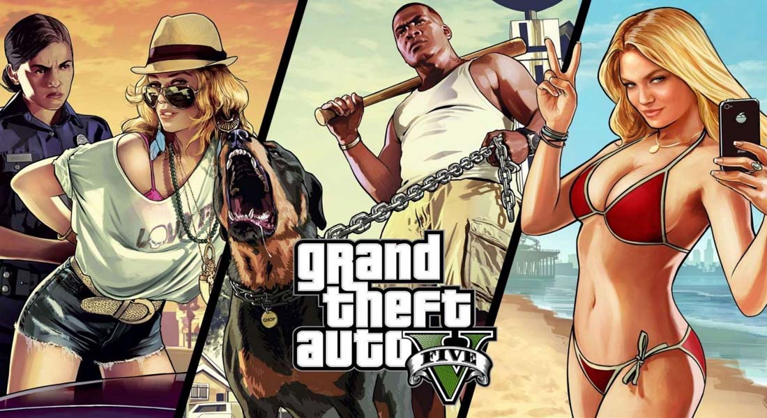 GTA V PC Game Free Download Full Version