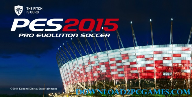 Pro Evolution Soccer 2015 Full PC Game Free Download