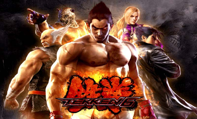 Tekken 6 PC Game Free Download Full Verison
