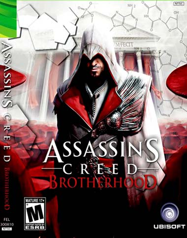Assassins Creed Brotherhood PC Game Free Download