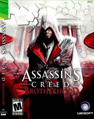 Assassins Creed Brotherhood PC Game Free Download