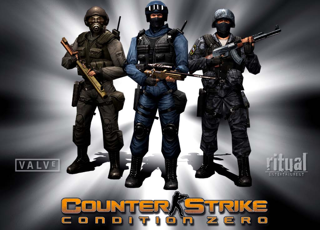 Counter Strike Condition Zero PC Game Free Download