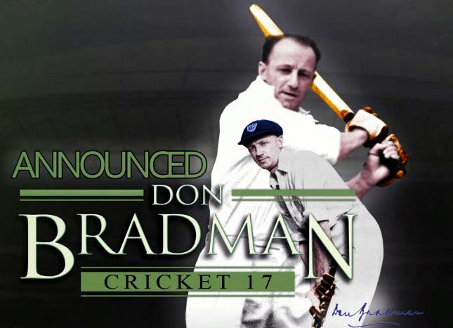 Don Bradman Cricket 17 PC Game Free Download Full Version