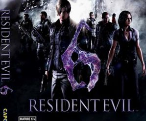 Resident Evil 6 PC Game Free Download
