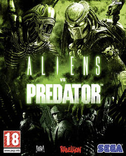 Aliens VS Predator PC Game Free Download
