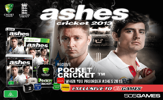 Ashes Cricket 2013 PC Game Free Download