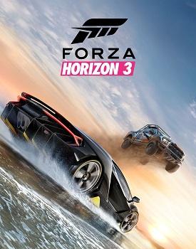 Forza Horizon 3 PC Game Free Download Full Repack
