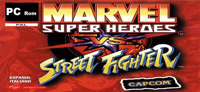 Marvel Super Heroes VS Street Fighter PC Game Free ...