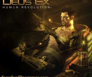 Deus Ex Human Revolution PC Game Free Download
