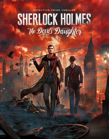 Sherlock Holmes: The Devil's Daughter PC Game Free Download - CPY