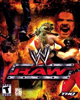 WWE Raw PC Game Free Download - Wrestling