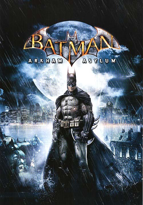 Batman Arkham Asylum PC Game Free Download