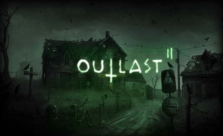 Outlast 2 Full PC Game Free Download - Codex