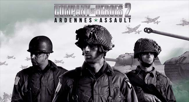Company Of Heroes 2 Ardennes Assault Free Download PC Game - Reloaded