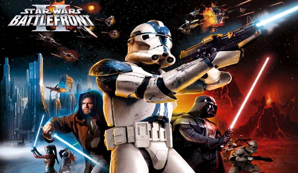 Star Wars: Battlefront 2 Free Download Full Version PC Game- Reloaded