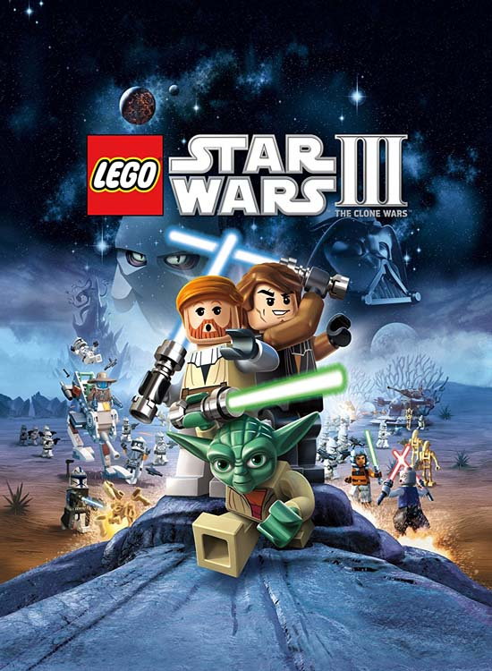 Lego Star Wars 3 The Clone Wars Free Download PC Game Full Version