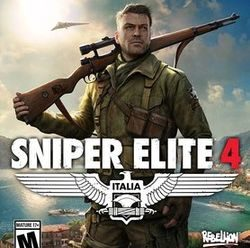 Sniper Elite 4 Full Version Free Download for PC Game
