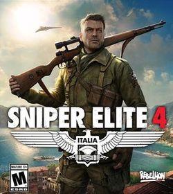 Sniper Elite 4 Full Version Free Download for PC Game