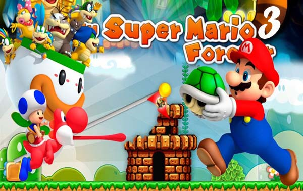 Super Mario 3: Mario Forever Full Version Free Download Game for PC