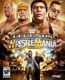 WWE Legends of Wrestlemania Game Free Download for PC
