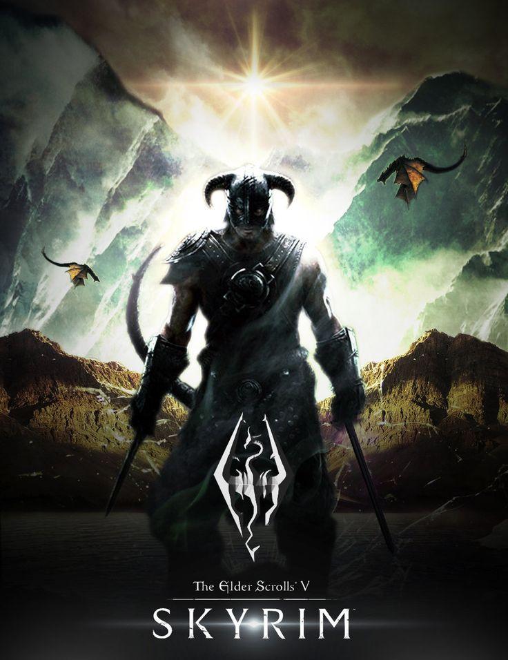 The Elder Scrolls V Skyrim Free Download For PC Game- Razor1911