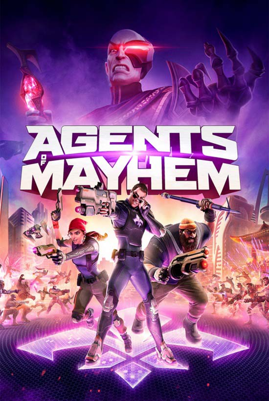 Agents of Mayhem PC Game Free Download Full Version