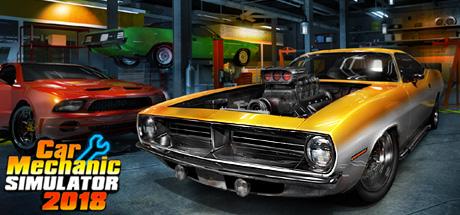 Car Mechanic Simulator 2018 Download Free Games Full Version For PC