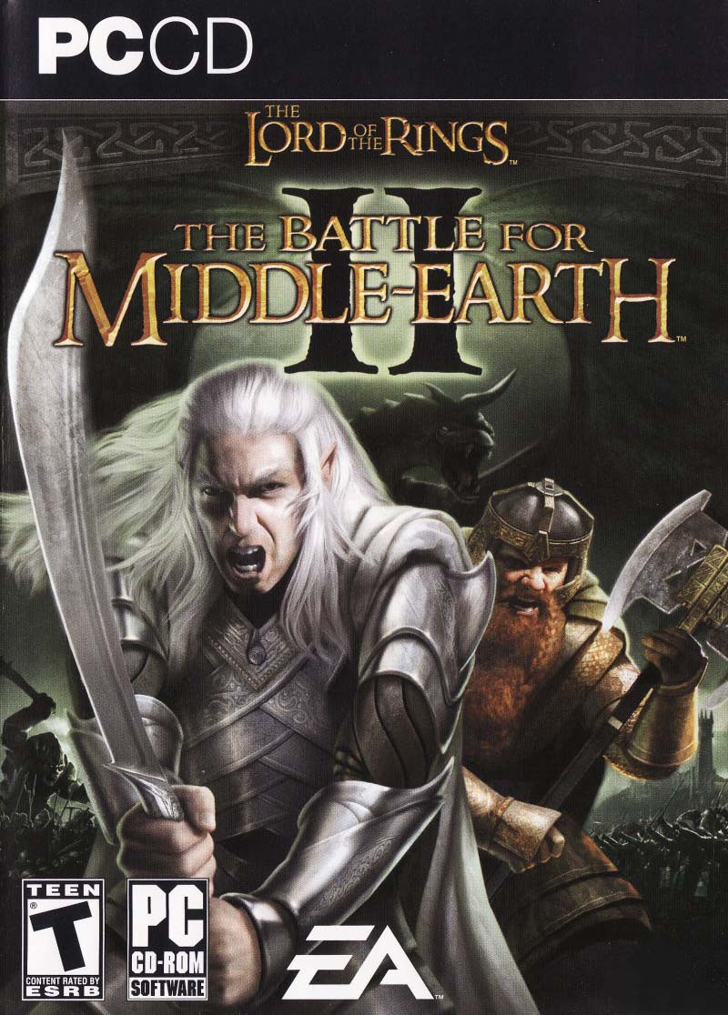 Lord of the Rings:Battle for Middle-Earth 2 Download Full Game Free For PC- Reloaded