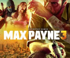 Max Payne 3 PC Game Free Download Full Version- Repack