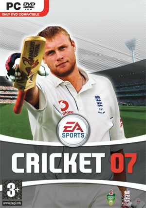 EA Sports Cricket 2007 Free Download Full Version For PC Game