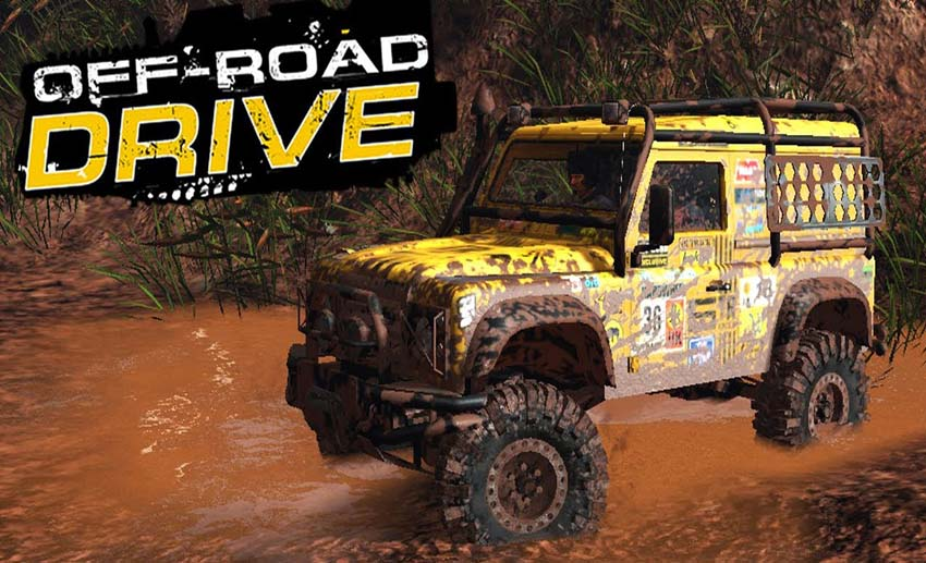 Off-Road Drive Game PC Free Download Full Version- SKIDROW