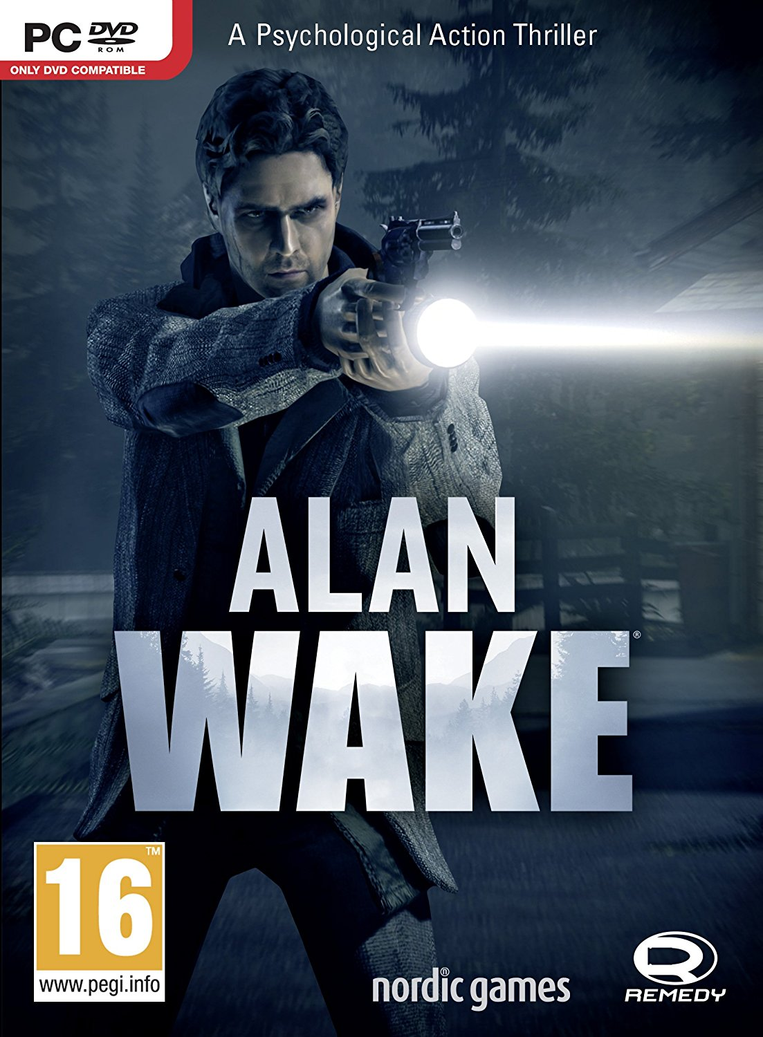 Alan Wake PC Game Free Download Full Version- GOG