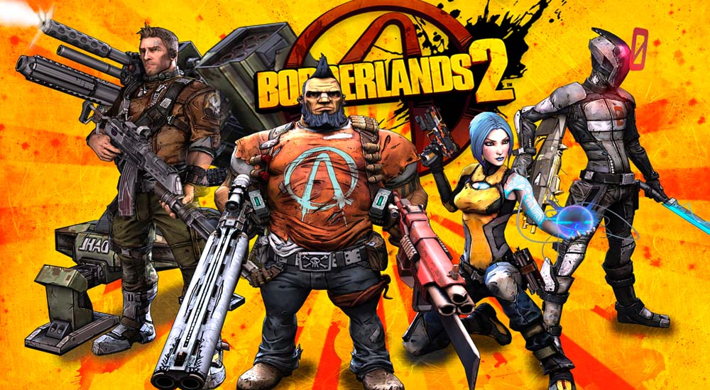 Borderlands 2 Download PC Game Full Version For Free- SKIDROW