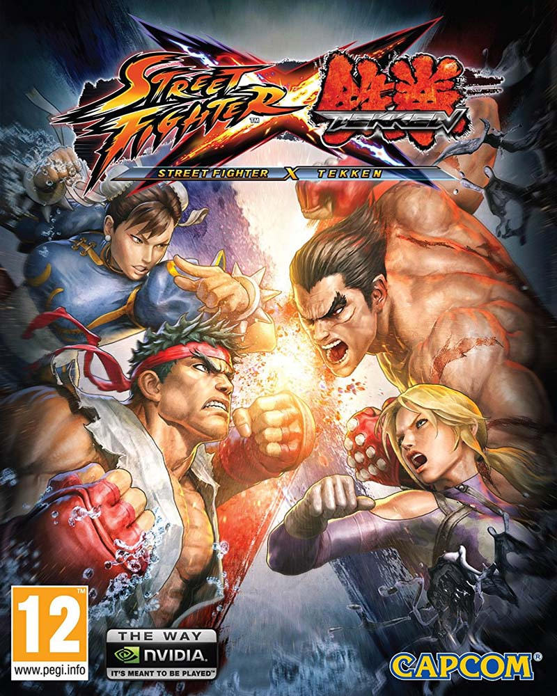 Street Fighter X Tekken Download PC Game Full Version For Free- SKIDROW