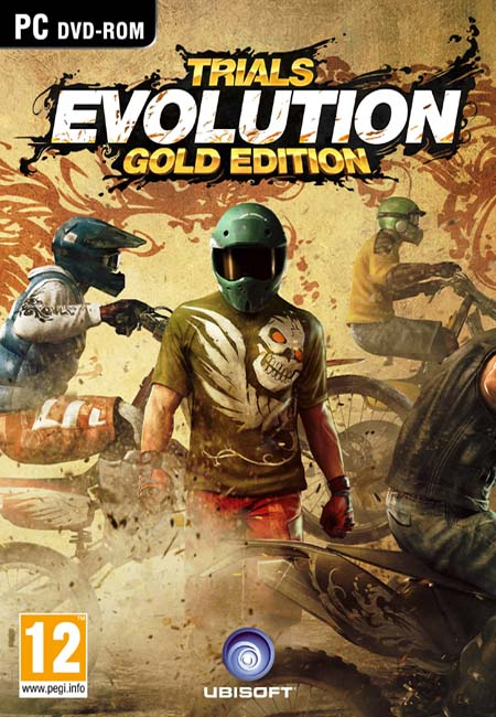 Trials Evolution Gold Edition Download PC Game Full Version For Free- SKIDROW