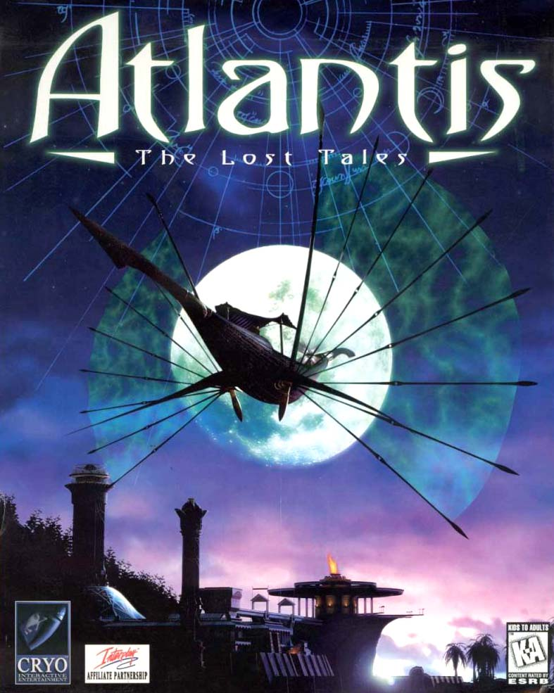 Atlantis: The Lost Tales PC Game Free Download Full Version