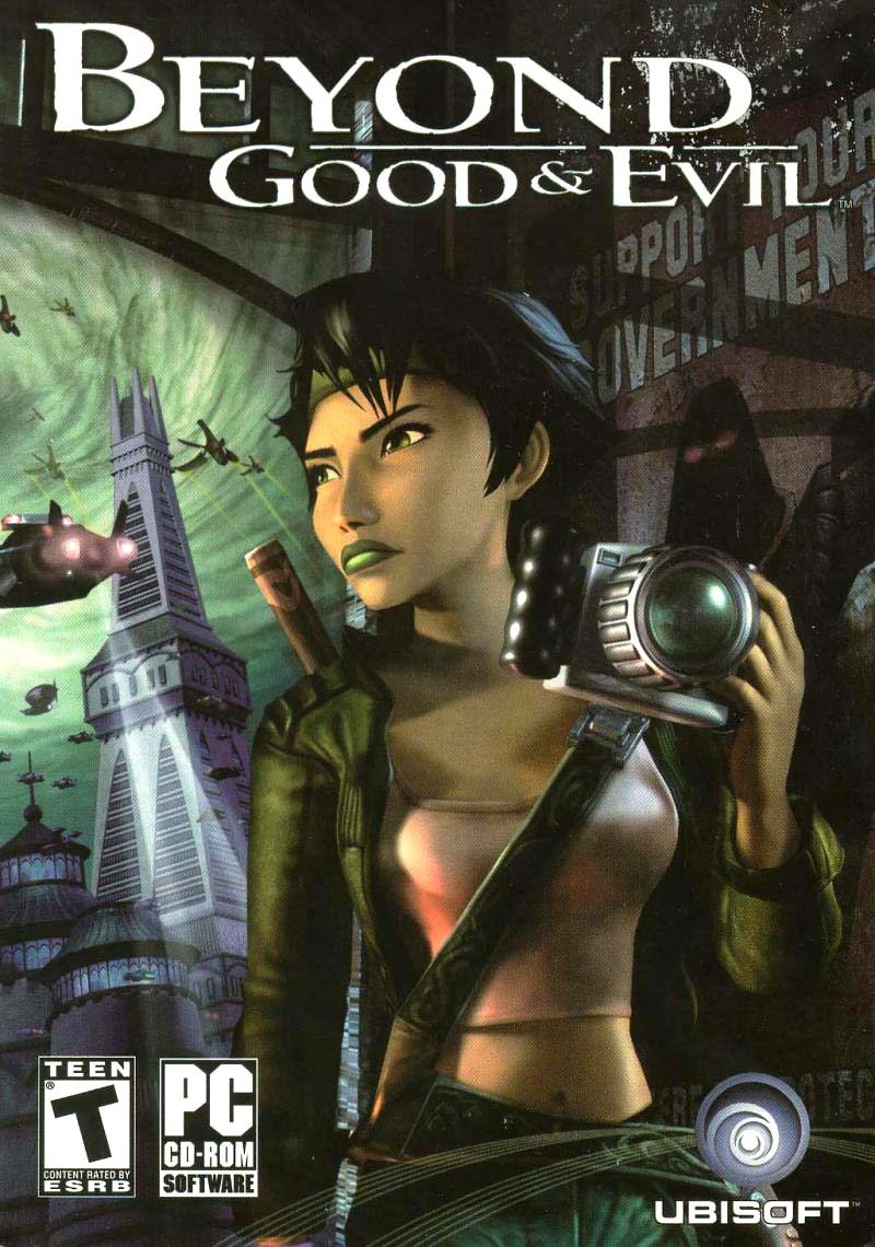 Beyond Good and Evil PC Game Free Download Full Version- GOG